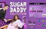 Publicidad de la colección de maquillaje Sugar Daddy de la marca Krash.