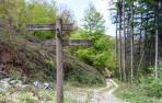 Leitza habilita tres rutas y recupera el vallado de 8 km de Vía Verde