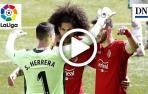 Resumen del Osasuna 2-0 Elche en vídeo