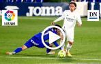Resumen del Getafe 0-0 Real Madrid en vídeo