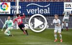 Resumen del Osasuna 3-1 Valencia en vídeo: gol de Javi Martínez (1-0)