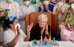 La Residencia Nuestra Señora de Gracia celebra los 195 años de Gloria Zardoya