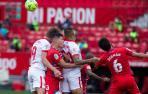 El Sevilla persevera en su sueño de luchar por el título