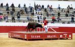 Fotos de la exhibición de bravura 'Especial Arriazu' en Peralta