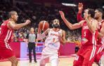 España ya tiene rivales para el Eurobasket