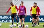 Osasuna quiere sorprender a un Madrid en la pelea