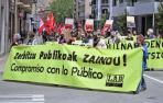 Manifestaciones por el 1 de Mayo de Pamplona
