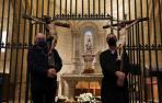 Cinco pueblos celebran misa en Ujué