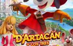 'D'Artacán' llegará a los cines el 3 de septiembre