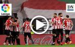 Resumen del Athletic Club-Osasuna: Gol de Morcillo (1-0)