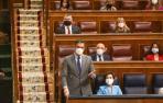 """Sánchez ve con """"cara de Rivera"""" a Casado, quien le replica que él de Zapatero"""