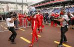 Leclerc firma la 'pole' y Sainz saldrá cuarto en Mónaco
