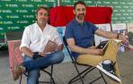 Juan Gracia y Manuel Horno desvelan el oficio de ser escritor