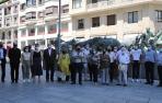 ACTO DE AGRADECIMIENTO Reunió ayer a personas e instituciones que apoyan el proyecto de rehabilitación impulsado desde los valles pirenaicos.