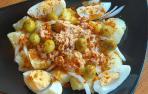 Ensalada de patata al pimentón