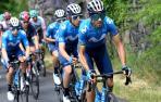 Movistar blinda en una burbuja a su equipo del Tour