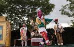Fotos del Paloteado de San Juan de Tudela