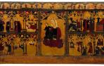Frontal gótico de Arteta. Museo de Arte de Cataluña de Barcelona