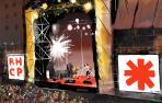 Ilustración de uno de los conciertos de San Fermín de años anteriores