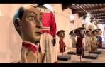 Vídeo: La Comparsa, en la Sala de Armas de la Ciudadela