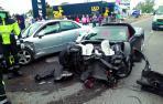 Accidente Tudela