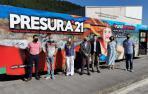 Autobús repoblación