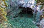 El Pozo de los Aines se encuentra en la localidad de Grisel, a cinco kilómetros de Tarazona