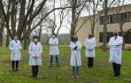 Investigadores del Centro de Investigación en Nutrición de la Universidad de Navarra