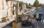 Las obras del paseo de Pamplona pasarán al lateral de Sementales