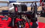 Vídeo de los drones presentados por el Ejecutivo para seguridad ciudadana