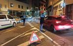 Control de la Policía Local de Tudela
