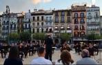 Vídeo de la interpretación de 'Viva Pamplona' del maestro Turrillas por La Pamplonesa