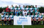 Veintidós son los jugadores con los que afronta el Pamplona esta nueva temporada en la Tercera División