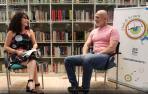 Alejandro Palomas abre el Club de Lectura de Diario de Navarra