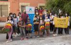 Fundación 'la Caixa' entrega kits escolares a niños y adolescentes en situación de vulnerabilidad