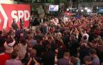 Ajustado triunfo de los socialdemócratas en Alemania