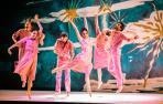 Ballet en danza en el museo MUN