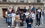 Diplomas a la Escuela Taller de Hostelería de Tudela