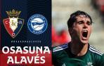 Vídeo del partido amistoso Osasuna-Alavés