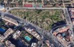 Imagen aérea del solar
