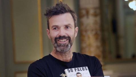 Pau Donés presenta '50 Palos':