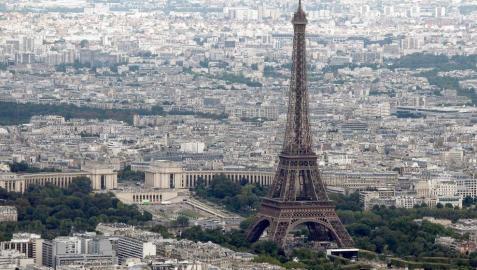 Una huelga de trabajadores cierra la Torre Eiffel