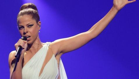 Pastora Soler se desmaya durante un concierto en Sevilla