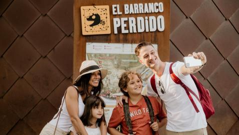 El parque temático de 'El Barranco Perdido' inicia la temporada con nuevas actividades y horarios