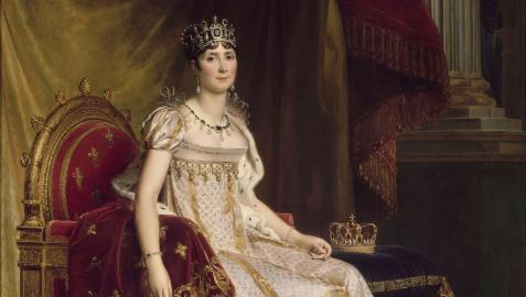 Josefina de Beauharnais, primera esposa de Napoleón Bonaparte