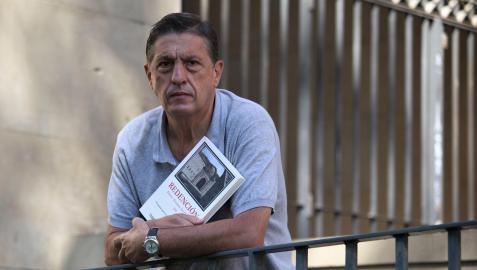 Txema Berruete Cilveti, autor de Redención. Prisión - Fortaleza San Cristóbal 1937