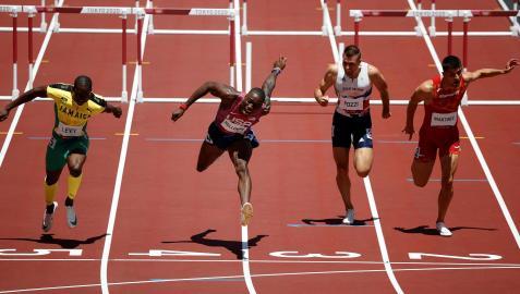 El joven zizurtarra Asier Martínez ha terminado sexto en su primera final olímpica