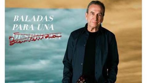 José Luis Perales ofrecerá dos conciertos en Pamplona en septiembre dentro de su gira 'Baladas para una Despedida'