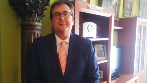 José Manuel Azcona es catedrático de Historia Contemporánea en la Universidad Rey Juan Carlos
