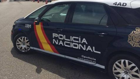 Control de la Policía Nacional